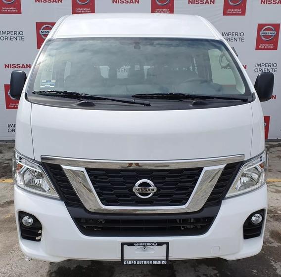 Nissan Urvan 15 Pasajeros 2020