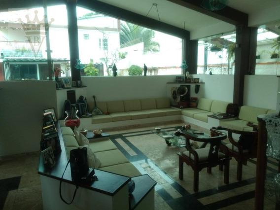 Casa Com 4 Dormitórios 2 Suítes À Venda, 281 M² Por R$ 2.400.000 - Alto De Pinheiros - São Paulo/sp - Ca0483