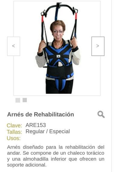 Arnés De Rehabilitación Unitalla Entre 85 Y 115 Cm