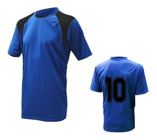 Jogo Com 18 Camisas De Futebol Numerada