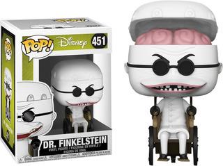 Funko Pop Disney Nightmare Before Christmas Dr. Finkelstein