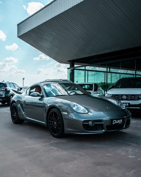 Porshe Cayman S 2008 Impecavel !!!