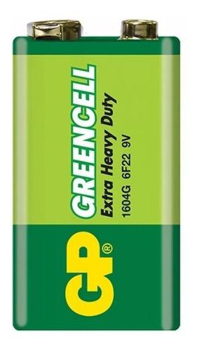 Pila Batería 9v Greencell Gp