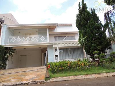 Casa Residencial À Venda, Condomínio Okinawa, Paulínia - Ca0877. - Ca0877