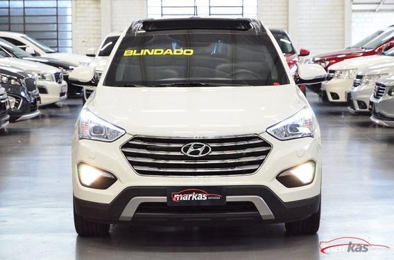 Hyundai Grand Santa Fé Fe 3.3 V6 7 Lugares Teto Blindada 51