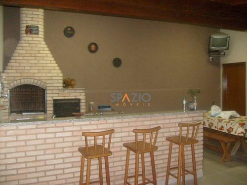 Imagem 1 de 15 de Casa Com 2 Dormitórios À Venda, 52 M² Por R$ 360.000 - Jardim Esmeralda - Rio Claro/sp - Ca0464