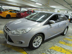 Ford Focus Se 4-ptas At 2014 Seminuevos