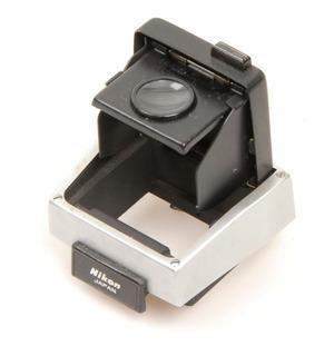 Visor Superior Nikon F Waist Level View Finder Original Caja