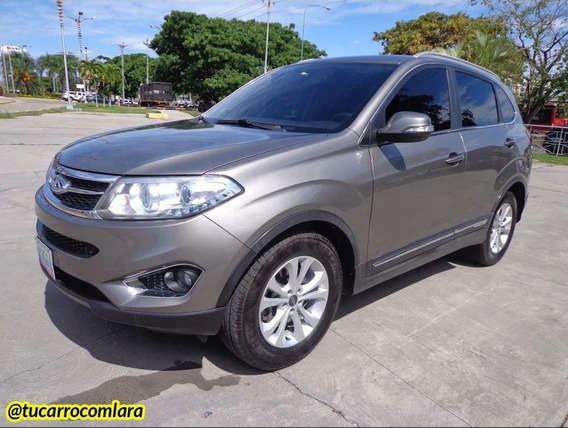 Chery Grand Tiggo Full Equipo
