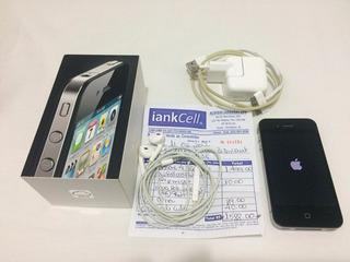 iPhone 4 - 8gb ( Defeito ) Não Funciona Cartão Sim