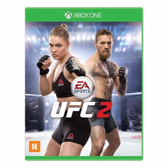 Ufc 2 Xbox One Mídia Física Lacrado
