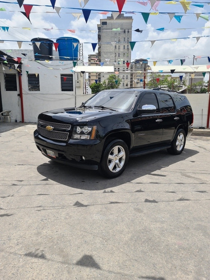 Chevrolet Tahoe Lt 4x4 Blindada