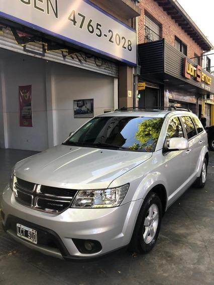 Dodge Journey Sxt 2012 3 Filas Excelente Estado Tomo Usado