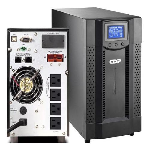 Imagen 1 de 1 de Ups Cdp 3000va/2400w Online 220va Upo11-3i
