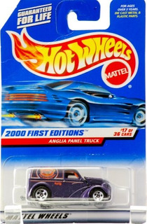 Hot Wheels 2000 First Editions #17 Anglia Panel Truck #2000-