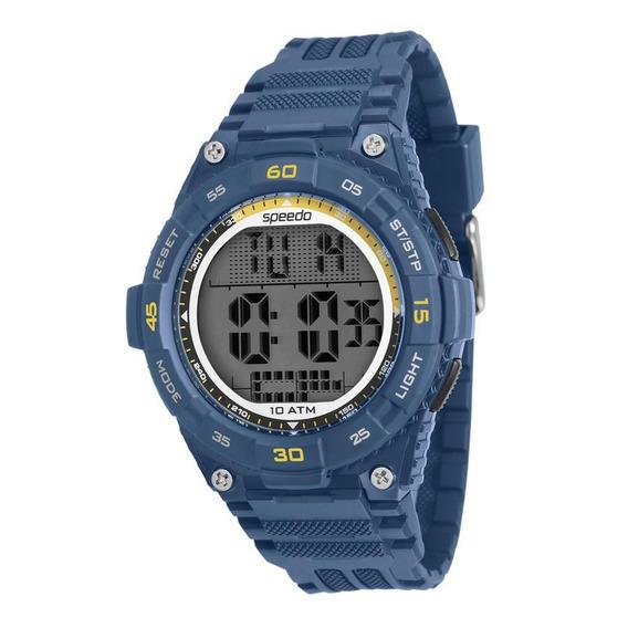 Relógio Speedo Masculino Ref: 80611g0evnp3 Esportivo Digital