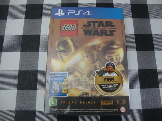 Lego Star Wars Edição Especial Nacional Lacrado P/ Ps4