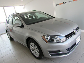 Golf Variant Tdi Manual Plata 2016
