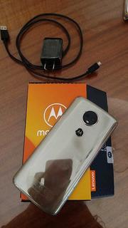 Motorola E5 Plus Con 6 Meses De Uso Con Todos Sus Accesorios
