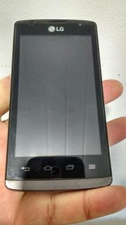 Celular LG Joy H222t Tv Btm Defeito Bateria Morre Não Liga