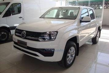 Volkswagen Amarok 3.0 V6 Comfort 258cv 2020 0km 4x4 Blanco