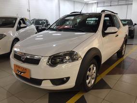 Fiat Strada 1.6 Trekking Cd Flex 3p Ano 2013/2014 (3773)
