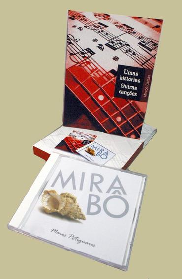 Box Livro Cd