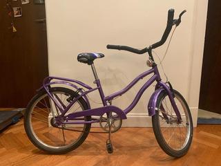 Bicicleta Urbana Rodado 20