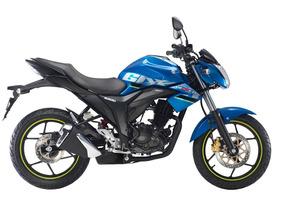 Moto Suzuki Gixxer 150 - Tipo Yamaha - Increíble Precio.