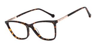 Armação Oculos Ogrife Og 1005-c Feminino Com Lente Sem Grau