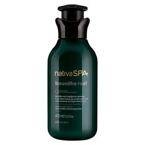 Nativa Spa Baunilha Real Loção Desodorante Hidratante Corpor