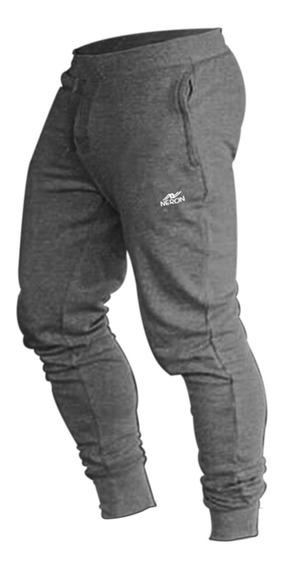 Jogger Neron: Pantalón Algodón Frizado Deportivo