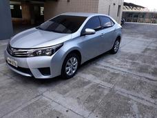 Toyota Corolla 1.8 16v Gli Flex 4p 2017 Automático