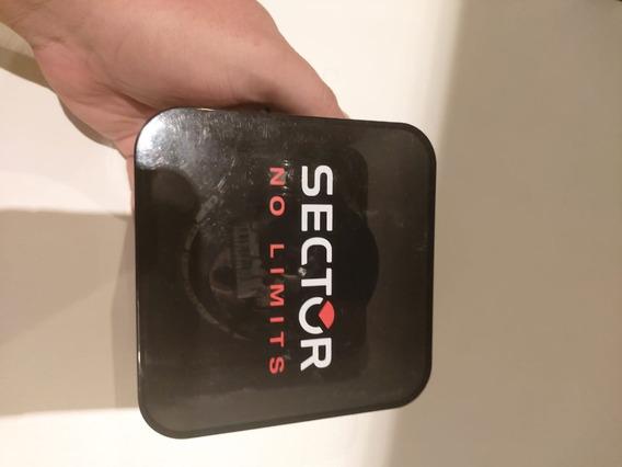 Relógio Sector Original, Novo E Com Plástico Da Loja