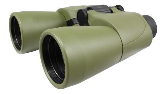 Binóculos 10x50 Profissional Potente Longo Alcance Verde