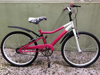 Bicicleta Nena Musetta Rodado 24