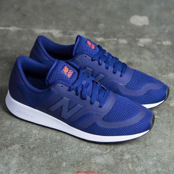 Tenis New Balance Modelo 420 Blue Reenginered 28.5cms