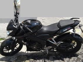 Pulsar 200 Ns Negra 2016