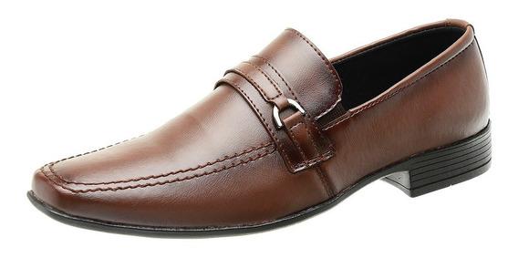 Sapato Masculino Social Alongado Confortável E Moderno 1103