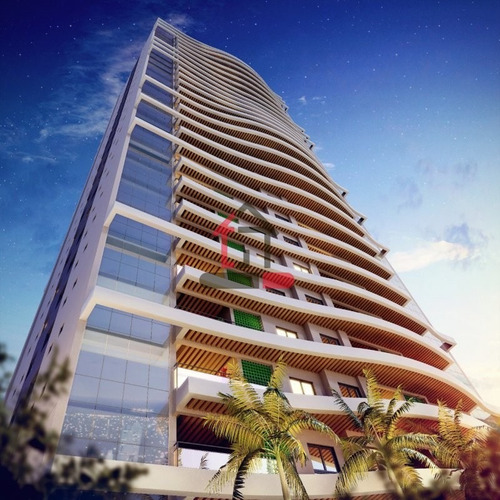 Authoria Pagano - Torre Fascínio - Apartamento Em Lançamentos No Bairro Fiusa - Olhos D'água - Ribeirão Preto, Sp - Pro24776
