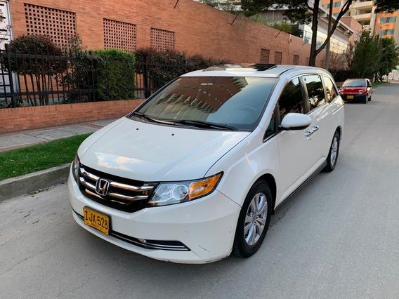 Honda Odyssey Exl 2015