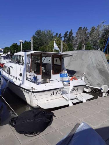 Crucero Paglietini 850 Cabinado - Unico