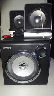 Sistema De Sonido Multimedia Level