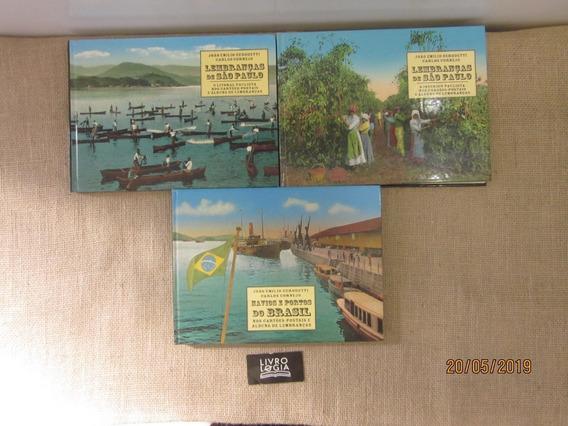 Coleção Lembranças De São Paulo Livros 3