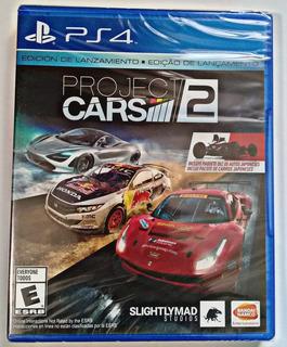 Juego Playstation 4 Project Cars 2 Ps4 / Makkax