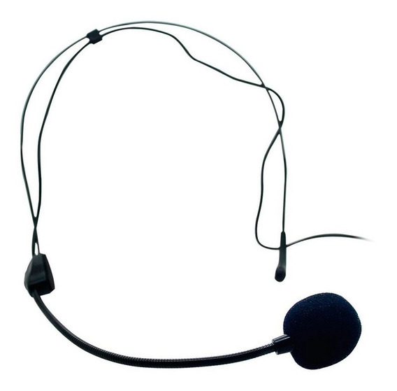 Microfone Karsect Ht9 Headset C/ Plug P2 C/ Rosca