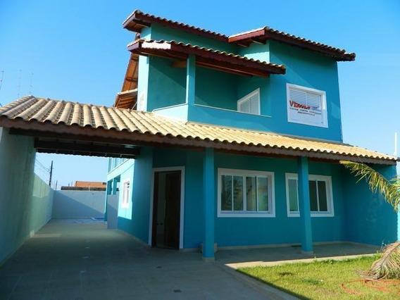 Casa Em Estancia Sao Jose, Peruíbe/sp De 192m² 4 Quartos À Venda Por R$ 395.000,00 - Ca534123