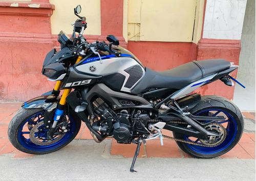 Yamaha Mt09 Mt 09 2016