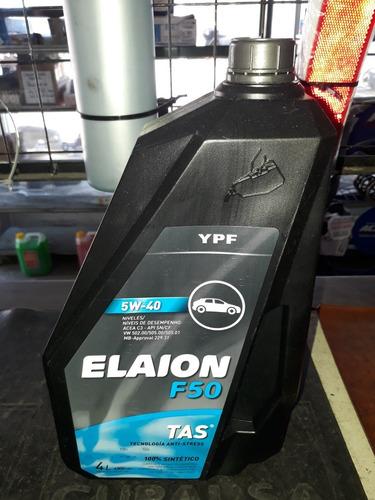 Elaion F 50 100%  Sintetico 5w40 (etiqueta Azul)