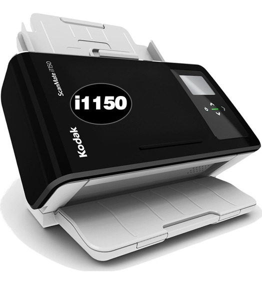 Escaner Kodak Scanmate I1150 Duplex Alta Velocidad Mexx 2